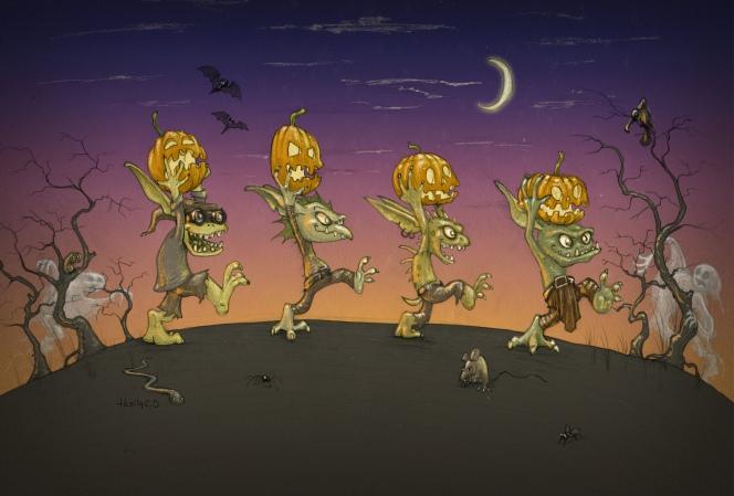 halloween-goblins