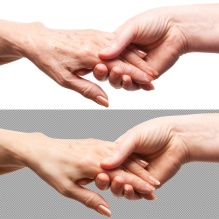 hands-retouch-template